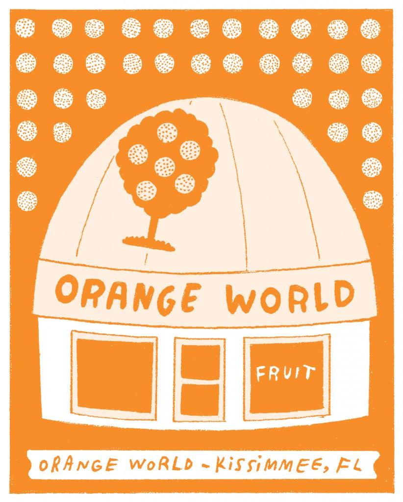 Orange - wallace