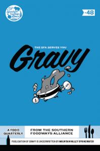 Gravy June 2013