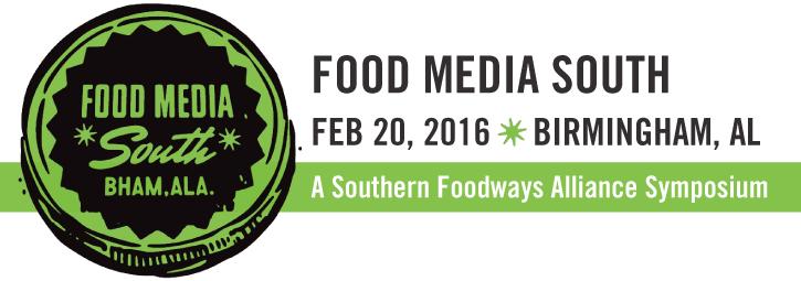 Food Media South February 20 2016