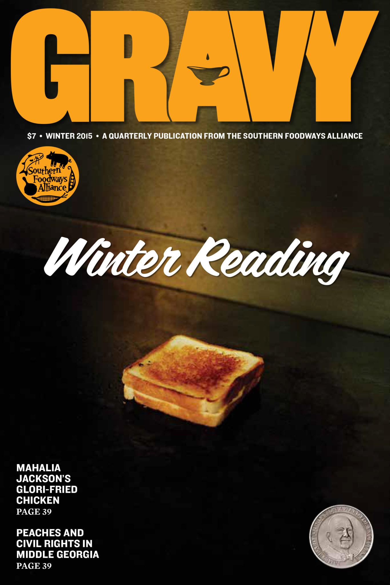 Gravy 58: Winter Reading cover image