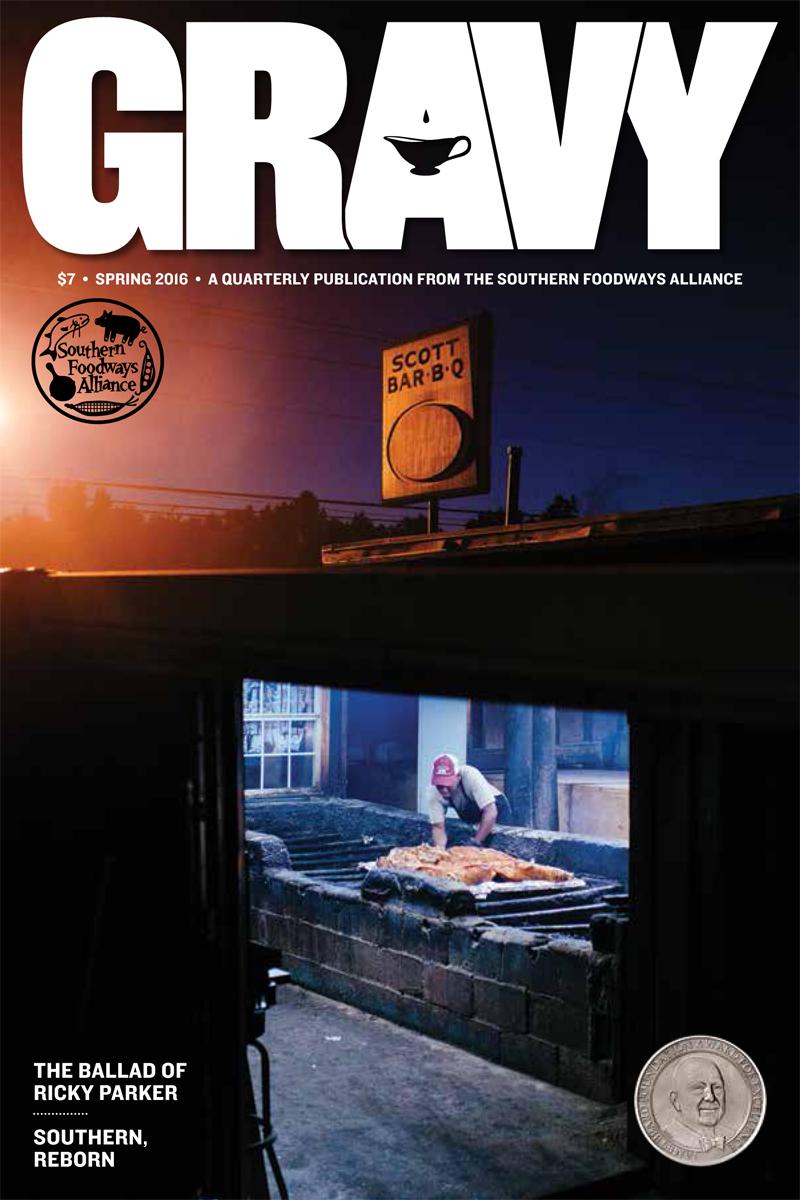 Gravy 59: Spring 2016 cover image