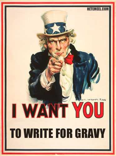 GRAVY-UNCLE SAM