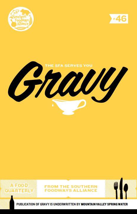 Gravy 46: 5 Under 35 cover image