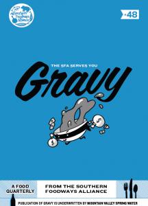 Gravy 48 cover