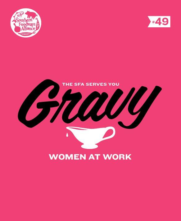 Gravy 49: Women at Work cover image