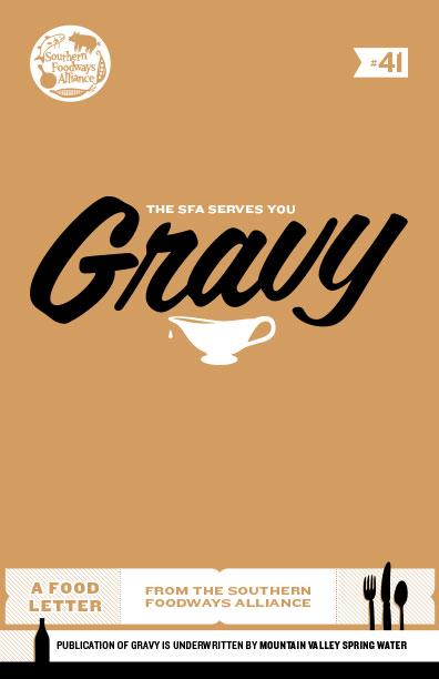 Gravy 41 cover image