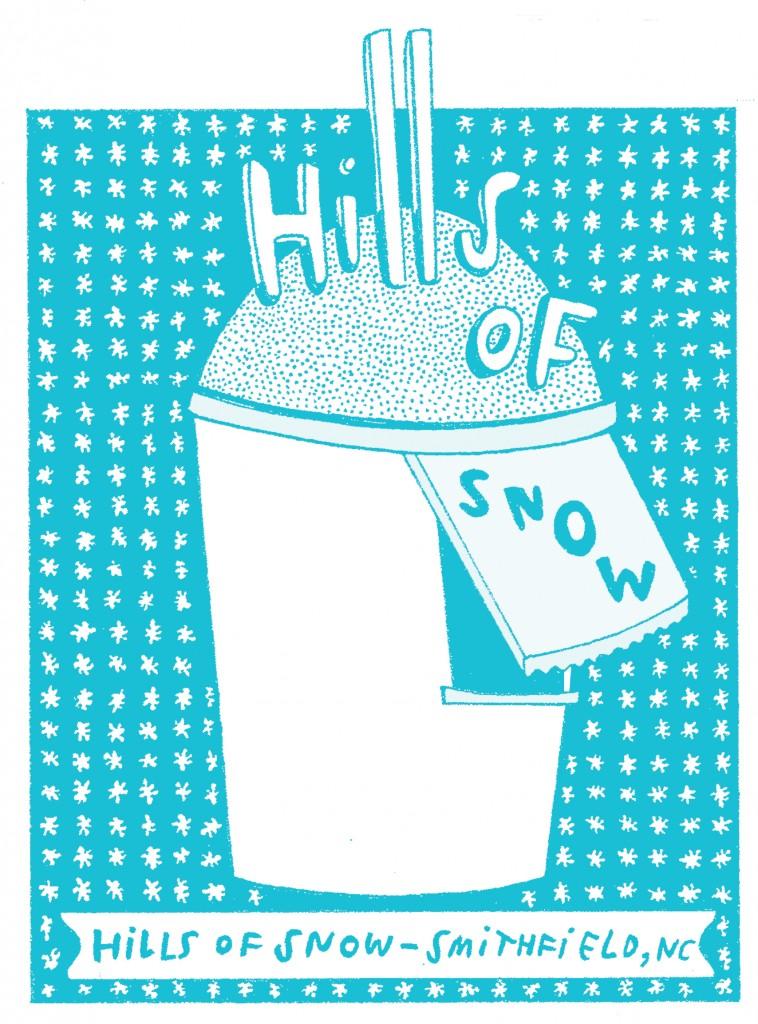 Hills of Snow