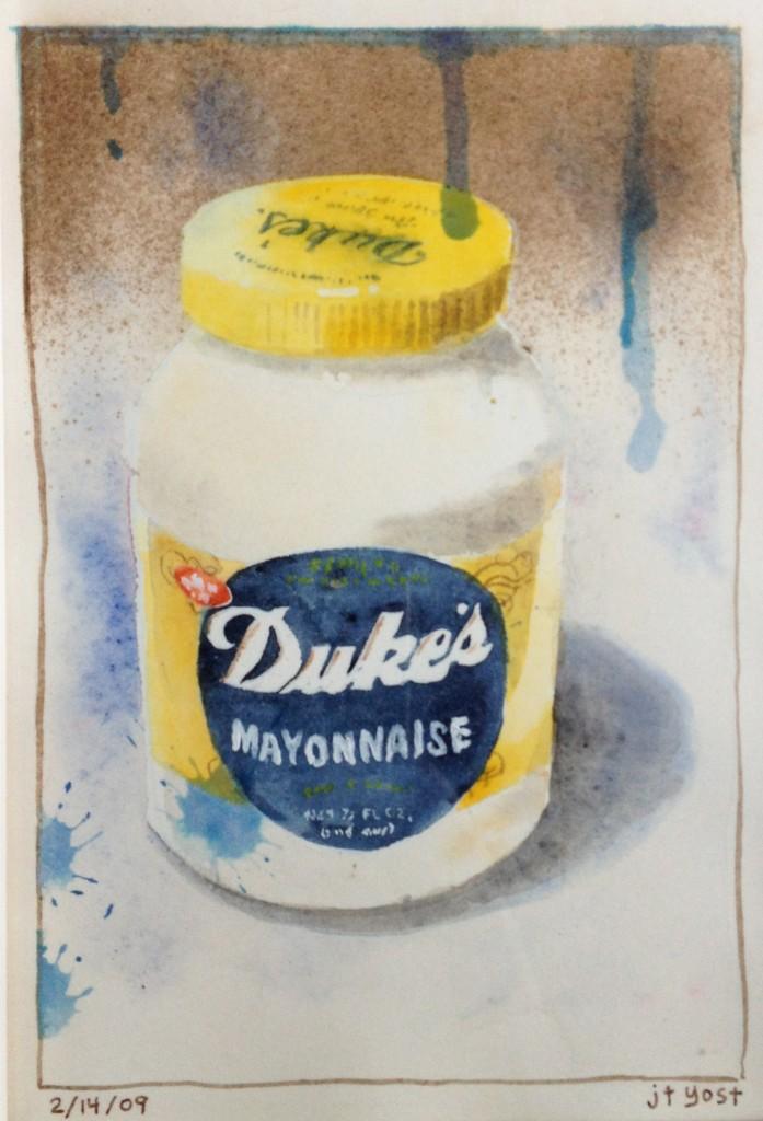 JT Yost Mayo