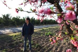 Nikiko Masumoto is an artist and farmer at the Masumoto Family Farm near Fresno, California.