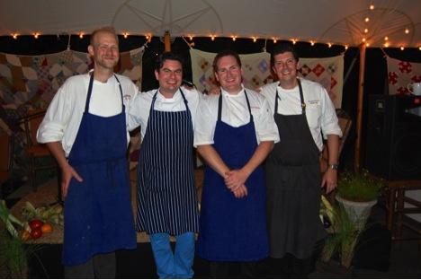 RT Lodge Piggy Bank Chefs
