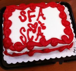 SFA cake