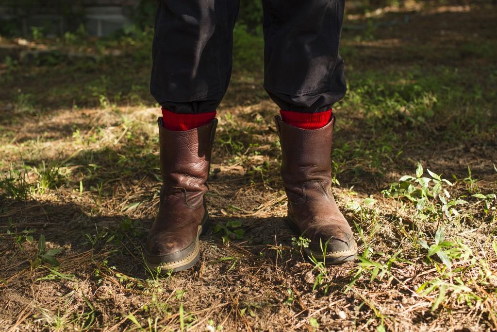 Alphagal-Chris Boots