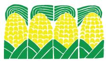 Aztec-Corn-Motif