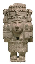 Aztec-Goddess-Motif