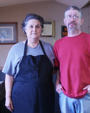 """Treat everybody like they deserve to be treated."" Janice Milligan, B.J.'S Corner Cafe, Iuka, MS"