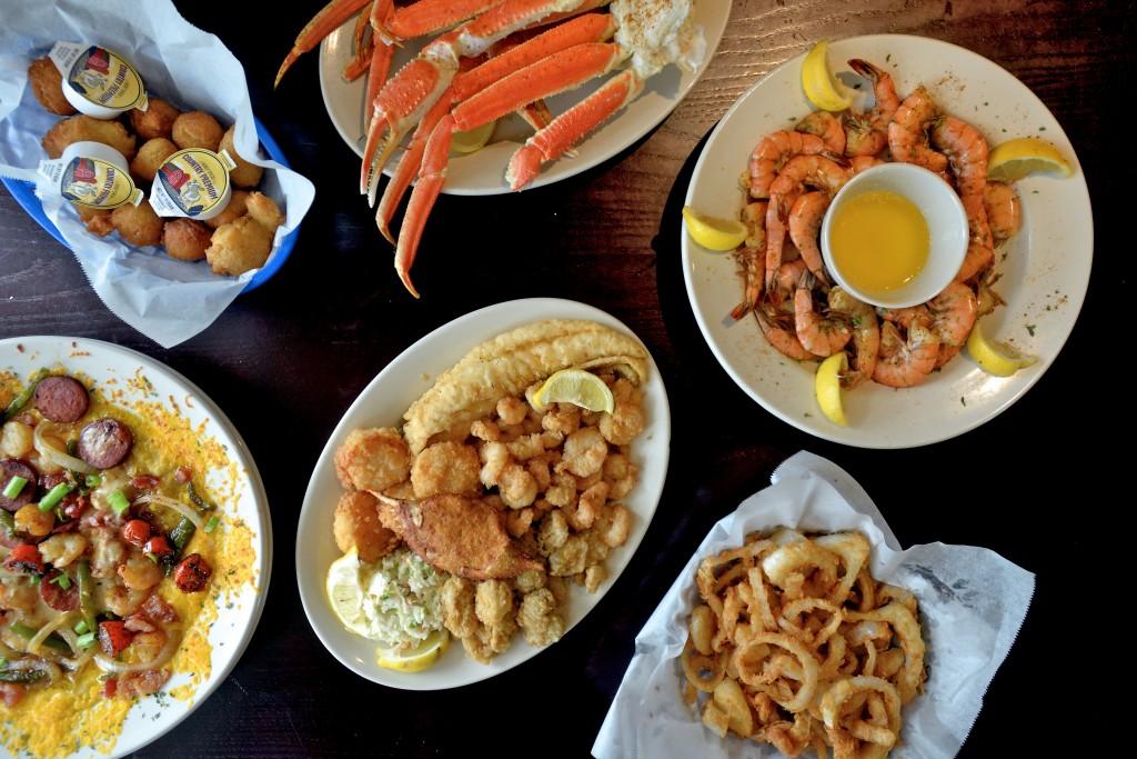 Calabash seafood