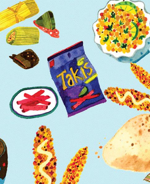 Gustavo Arellano's field guide to snacking in Gravy.