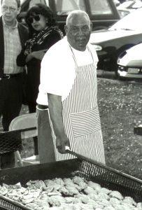 The SFA honored Ed Scott with the 2001 Ruth Fertel Keeper of the Flame award.