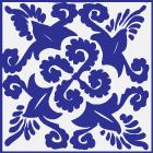 Flower-Tile