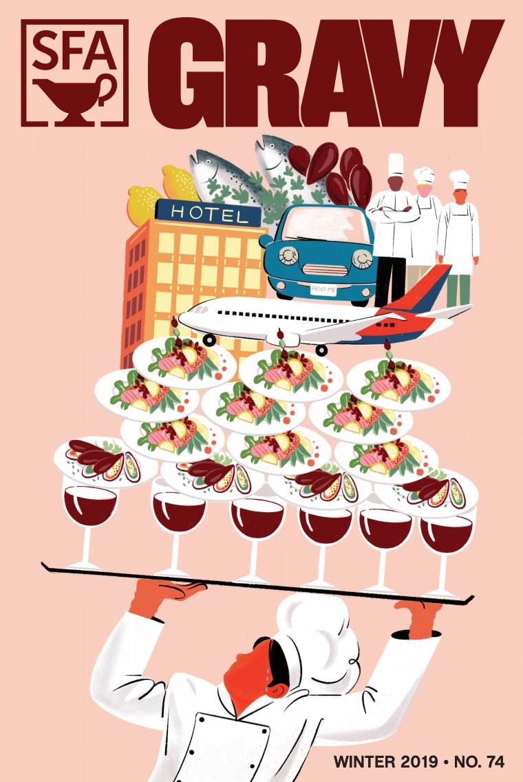 Gravy 74 (Winter 2019) cover image