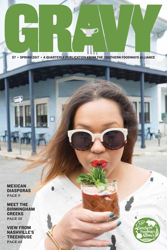 Gravy 63 (Spring 2017) cover image