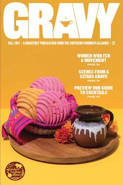 Gravy 65 (Fall 2017) cover image