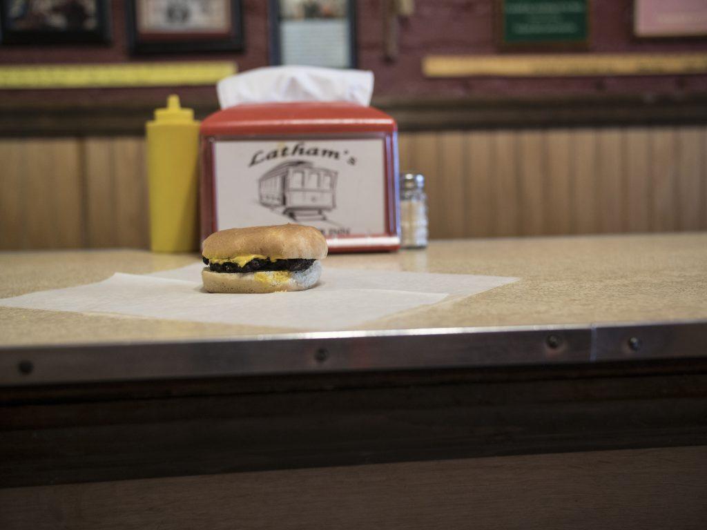 Lathams--Doughburger