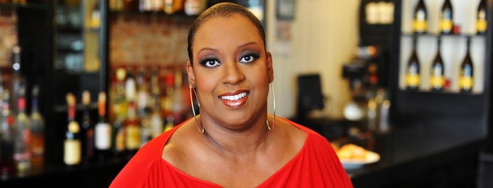 Melba Wilson. Photo courtesy of Melba's.