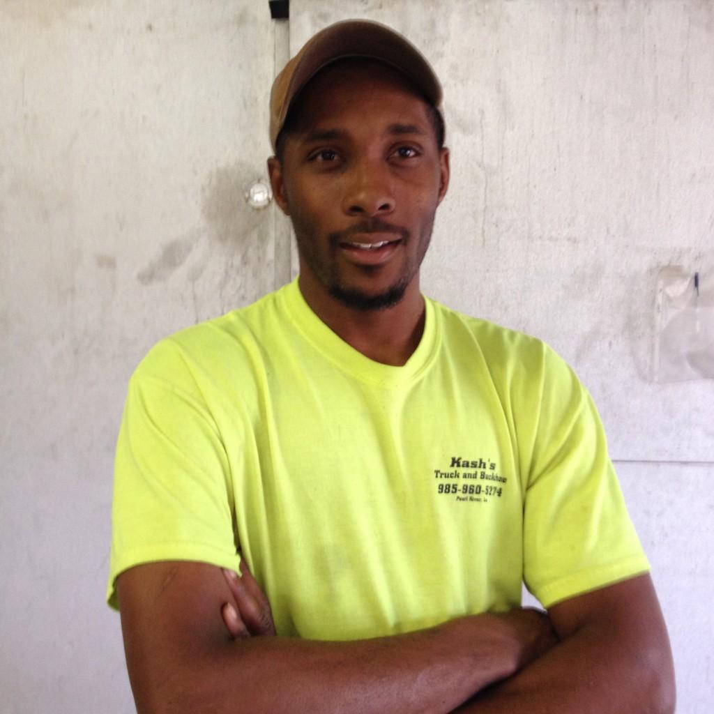 Farmer Melvin Jones.