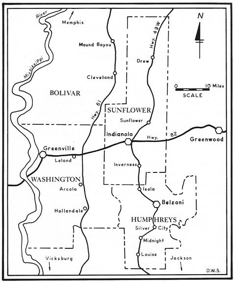 Map by Ellen Joy Sasaki