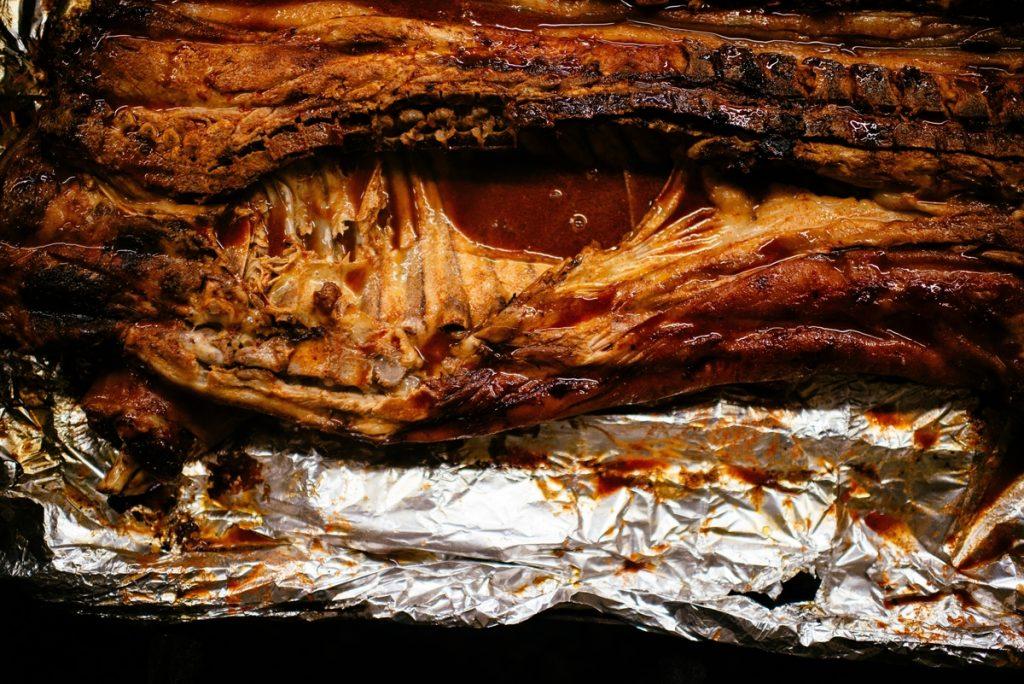Parker's Scott's BBQ, Lexington, TN