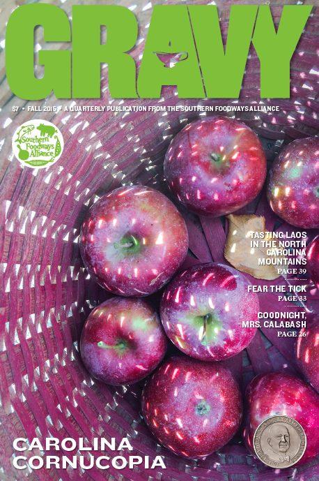 Gravy 57: Carolina Cornucopia cover image