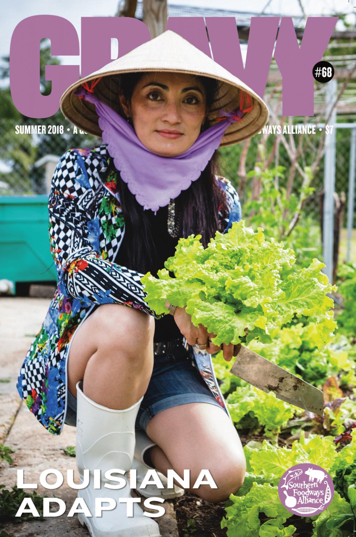 Gravy 68 (Summer 2018) cover image