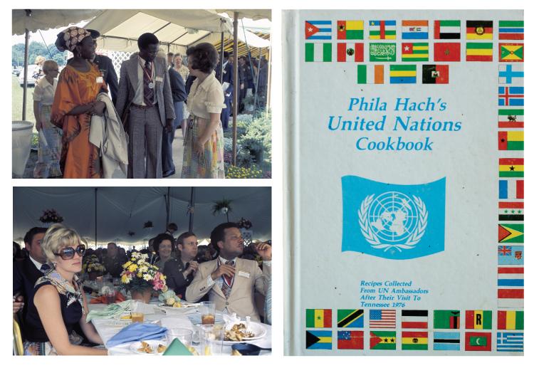 UN-Luncheon