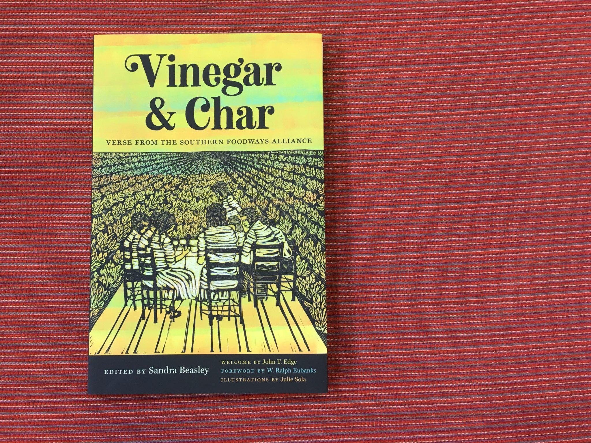 Vinegar & Char cover image